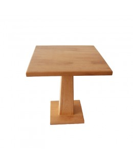 Square solid beech dining...