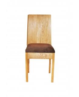 Chaise en chêne massif