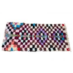 Boucherouite carpet
