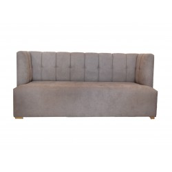 Modern and sober sofa