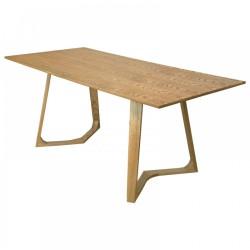 Table à manger en hêtre
